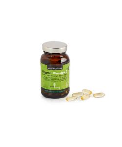 Веганские Omega-3 капсулы 60 шт, Eco Living