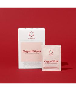 Очищающие салфетки для менструальной чаши OrganiWipes